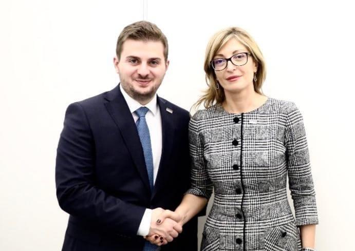 Αλβανία: Την ευγνωμοσύνη του εξέφρασε ο Cakaj στη Βουλγαρία για τη βοήθεια της