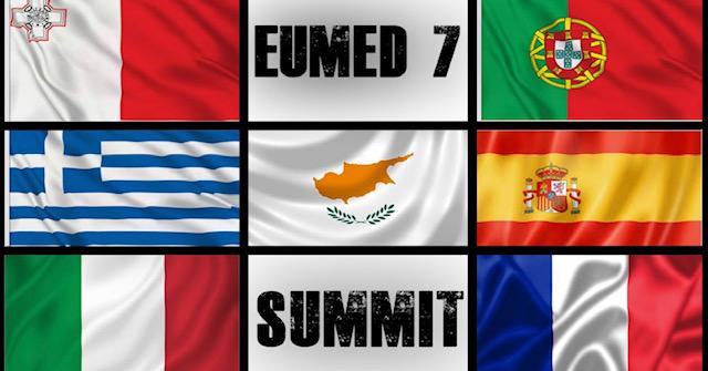 Κοινή δήλωση των Υπουργών Ευρωπαϊκών Υποθέσεων EUMed7