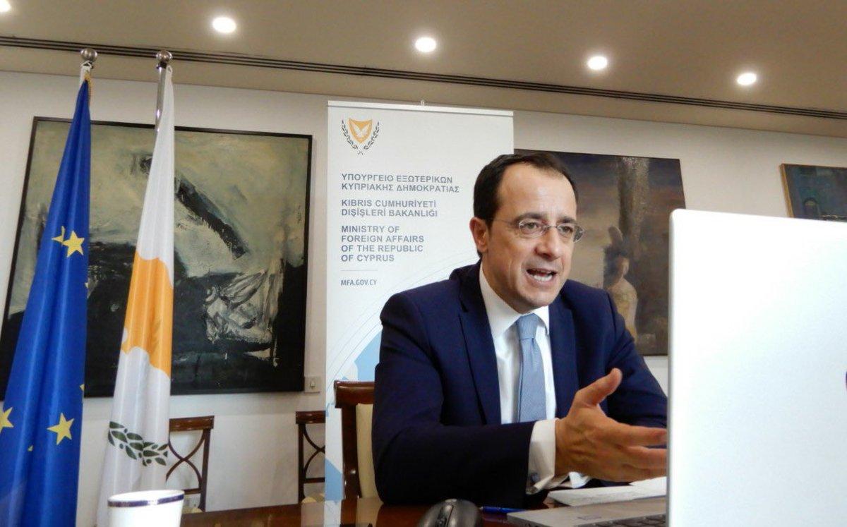 Κύπρος: Στην τηλεδιάσκεψη της πρωτοβουλίας MED7 συμμετείχε ο Χριστοδουλίδης