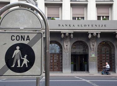 Σλοβενία: Μείωση της οικονομικής ανάπτυξης στην Ευρωζώνη κατά 8,7% φέτος, βλέπει ο Διοικητής της Τράπεζας της Σλοβενίας
