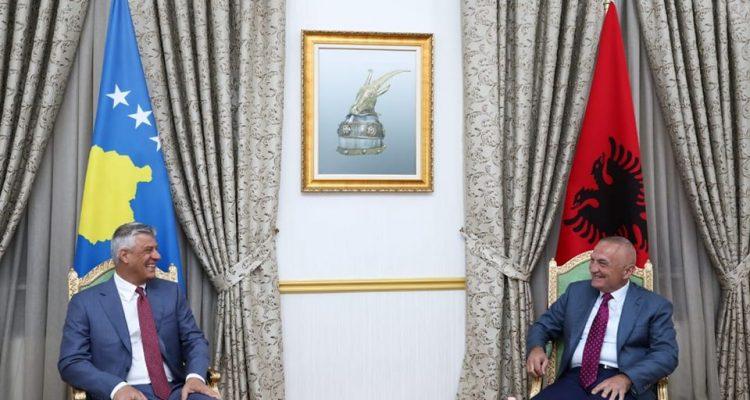 Κοσσυφοπέδιο: Συναντήσεις με Meta και Rama είχε ο Thaci στα Τίρανα