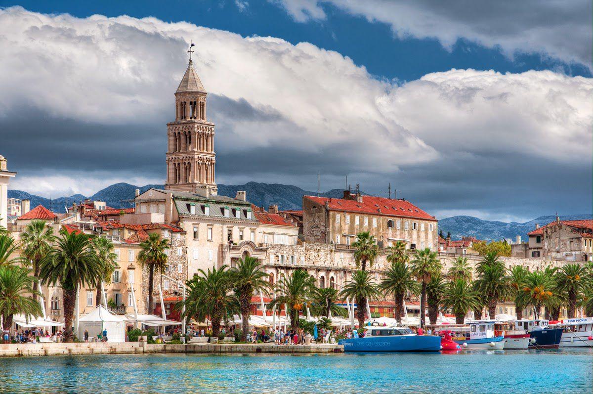 Κροατία: 560 τουρίστες επισκέφτηκαν το Σπλιτ
