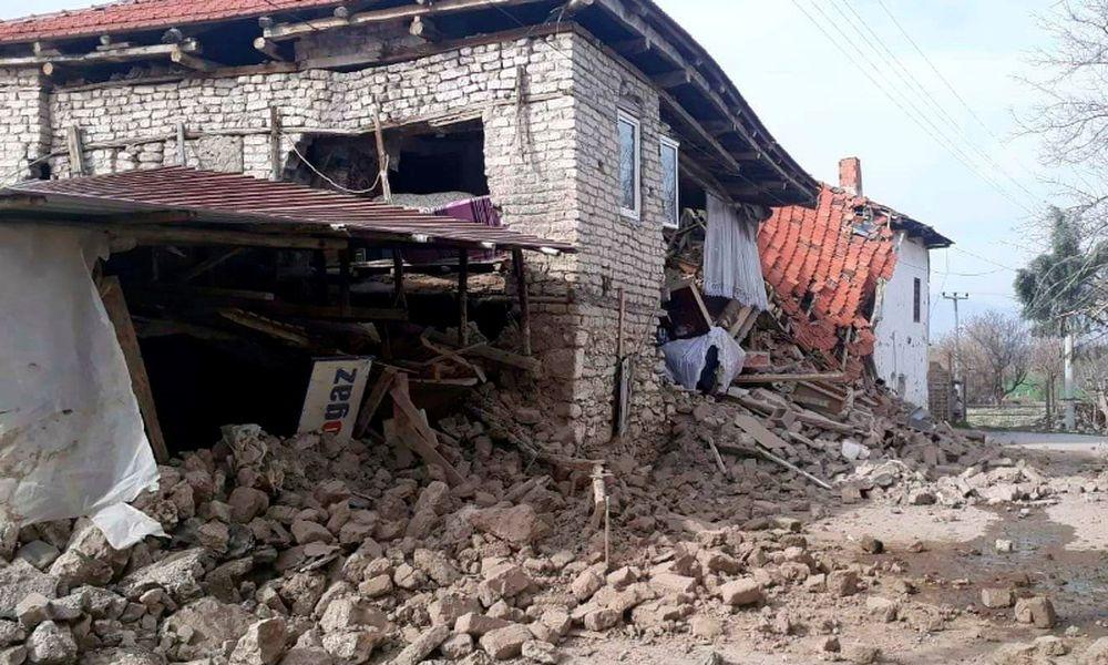 Νέος σεισμός 5,6 ρίχτερ έπληξε την ανατολική Τουρκία