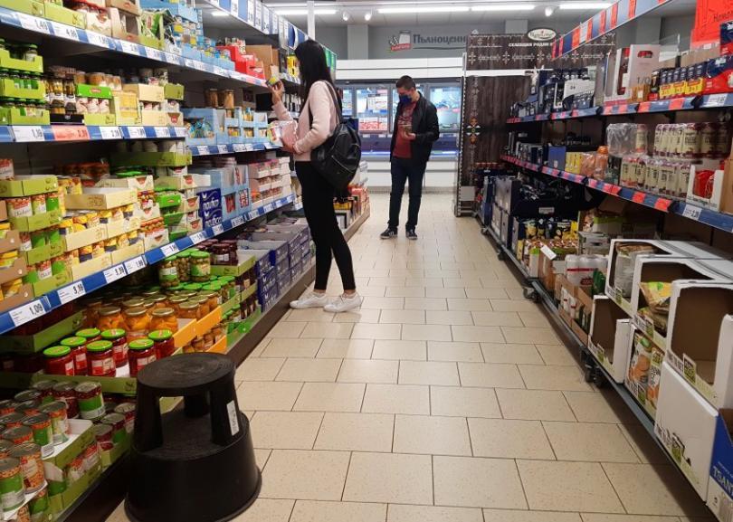 Βουλγαρία: Στο -0,6% ο πληθωρισμός για το πρώτο πεντάμηνο του 2019