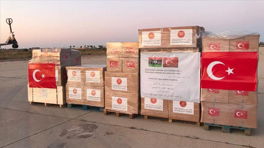 Η Τουρκία θα στείλει ιατρική βοήθεια σε Νίγηρα, Τσαντ