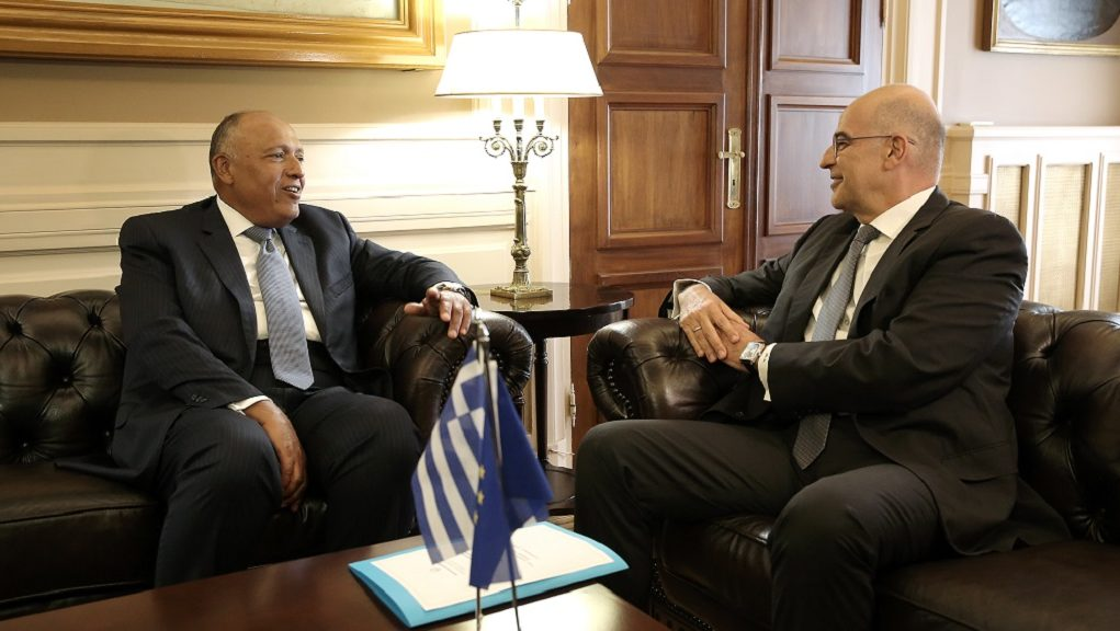 Ελλάδα: Στη Αίγυπτο ο Έλληνας ΥΠΕΞ – Άρθρο του στη Al-Ahram