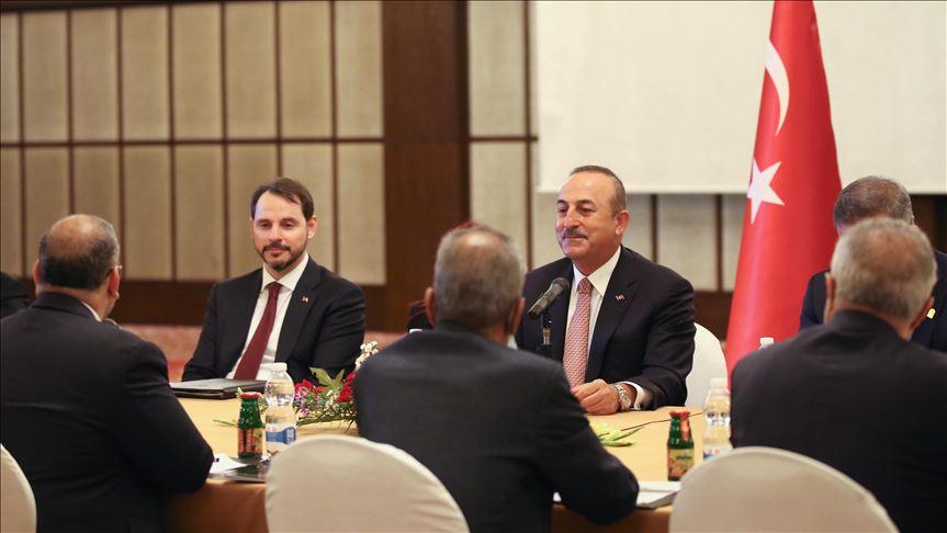 Τουρκία: Επίσκεψη πραγματοποίησαν Cavusoglu, Albayrak και Fidan στην Λιβύη