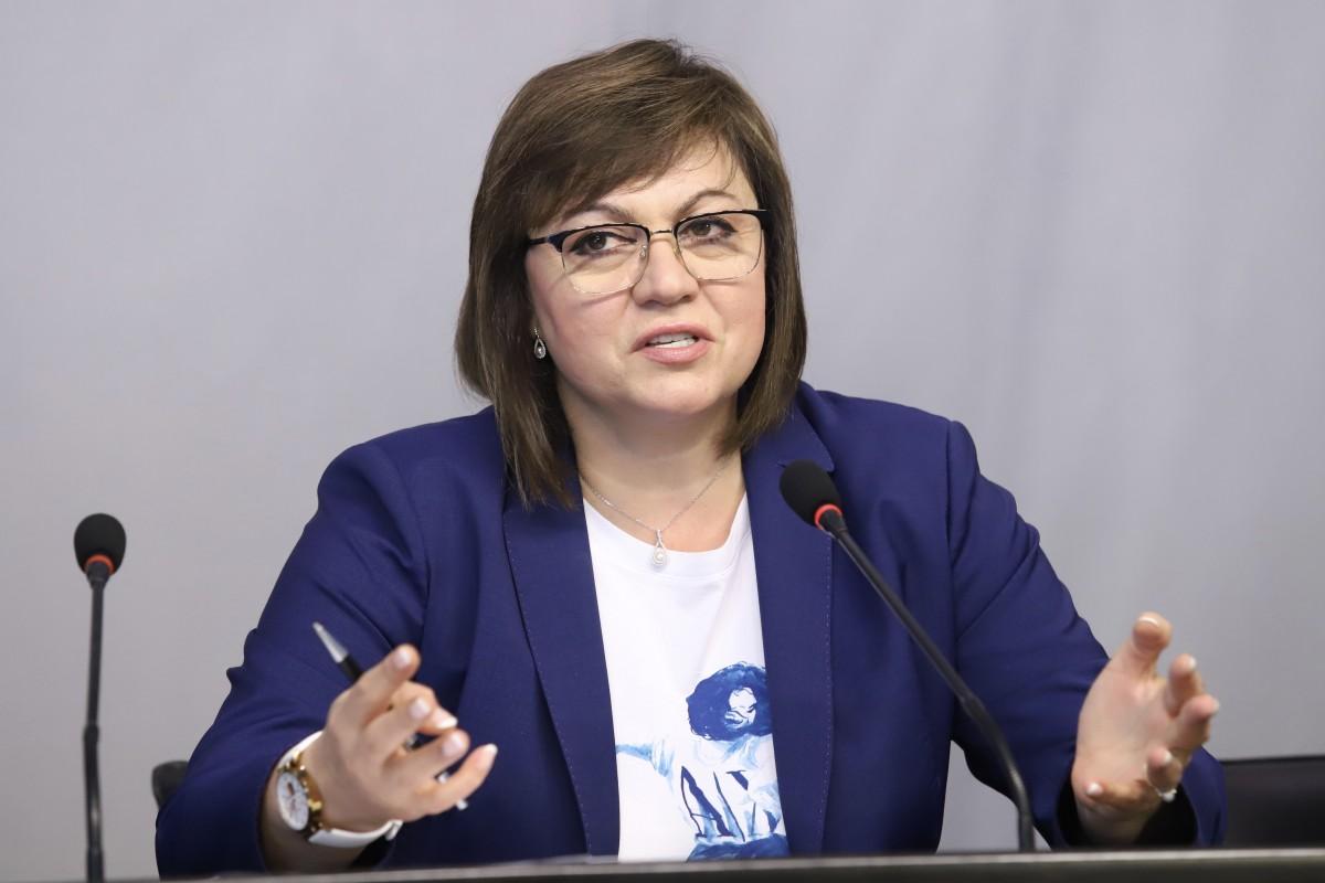 Βουλγαρία: Το μέλλον της χώρας εξαρτάται πολύ από τις εκλογές στο BSP είπε η Ninova