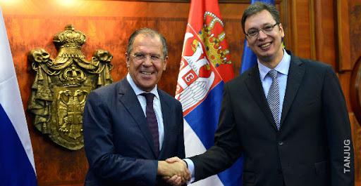 Σερβία: Την πρωτοβουλία της Ουάσιγκτον θα συζητήσουν Vučić-Lavrov