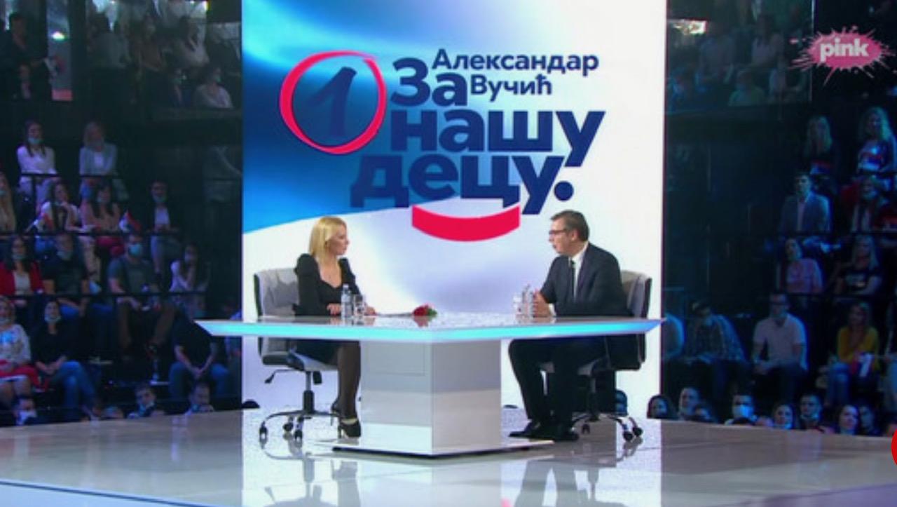 Σερβία: Είναι σημαντικό οι πολίτες να πάνε στις κάλπες, δήλωσε ο Vučić