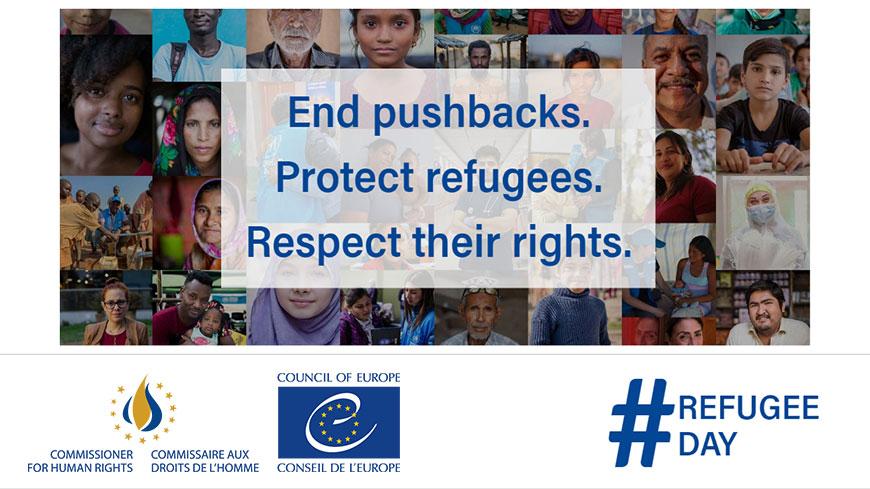 ΕΕ: Τα Pushbacks και η συνοριακή βία κατά των προσφύγων πρέπει να σταματήσουν