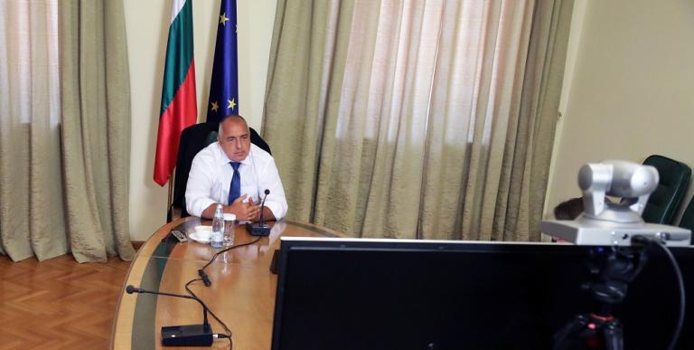 Βουλγαρία: Στην Σύνοδο του Ευρωπαϊκού Συμβουλίου συμμετείχε ο Borissov