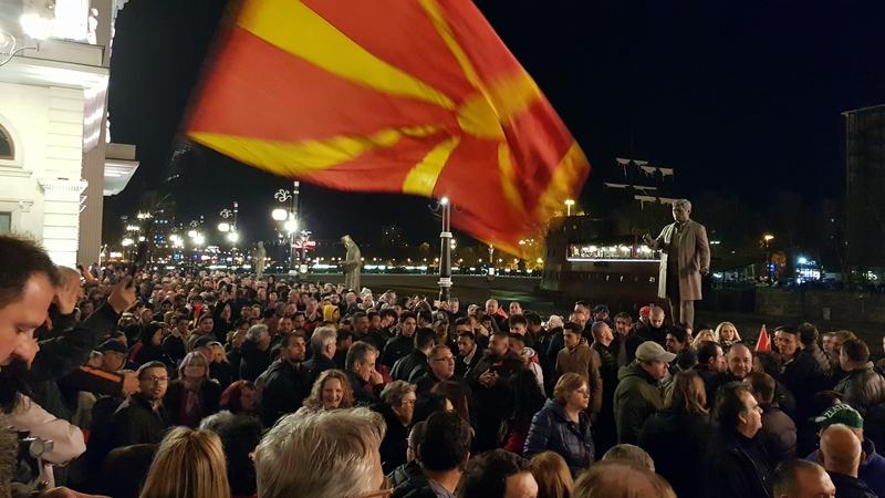 Βόρεια Μακεδονία: Υπό δύσκολες συνθήκες οι εκλογές για το VMRO-DPMNE
