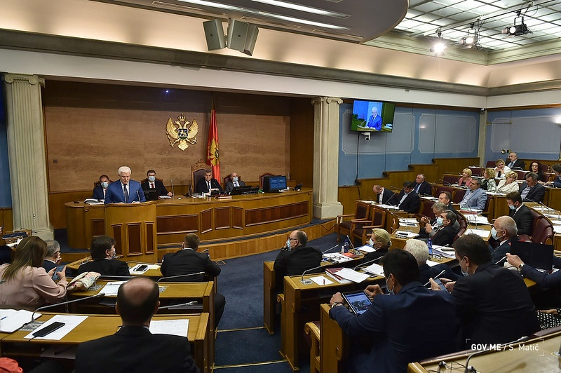 Μαυροβούνιο: Τα κρούσματα κορωνοϊού εισάγονται από ανεύθυνα άτομα, λέει ο Marković