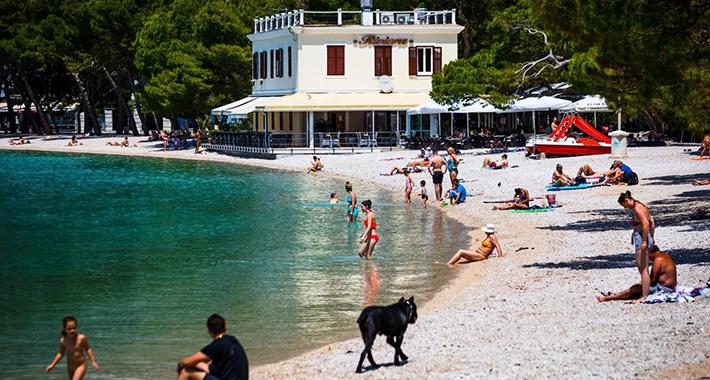 Κροατία: 246.000 τουρίστες κάνουν διακοπές στην Κροατία, δήλωσε ο Υπουργός Τουρισμού