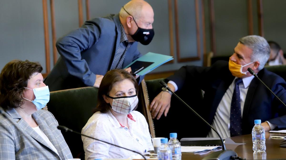 Βουλγαρία: Η Επιτροπή για την Εσωτερική Ασφάλεια απέρριψε το βέτο Radev