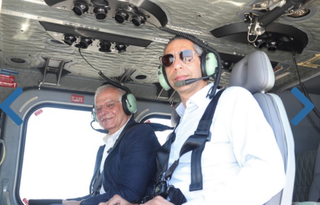Κύπρος: Ολοκληρώθηκε η επίσκεψη Borrell στην Κυπριακή Δημοκρατία