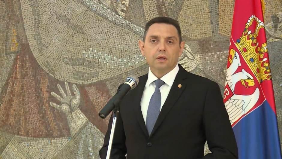 Σερβία: Σφοδρή επίθεση Vulin στον Rama