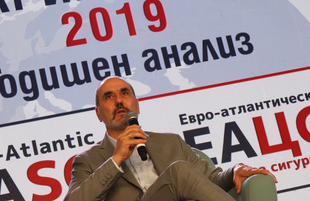 Tsvetanov: Όσοι ψάχνουν προκλήσεις στις σχέσεις Βουλγαρίας-Βόρειας Μακεδονίας δεν έχουν μακροπρόθεσμο ορίζοντα