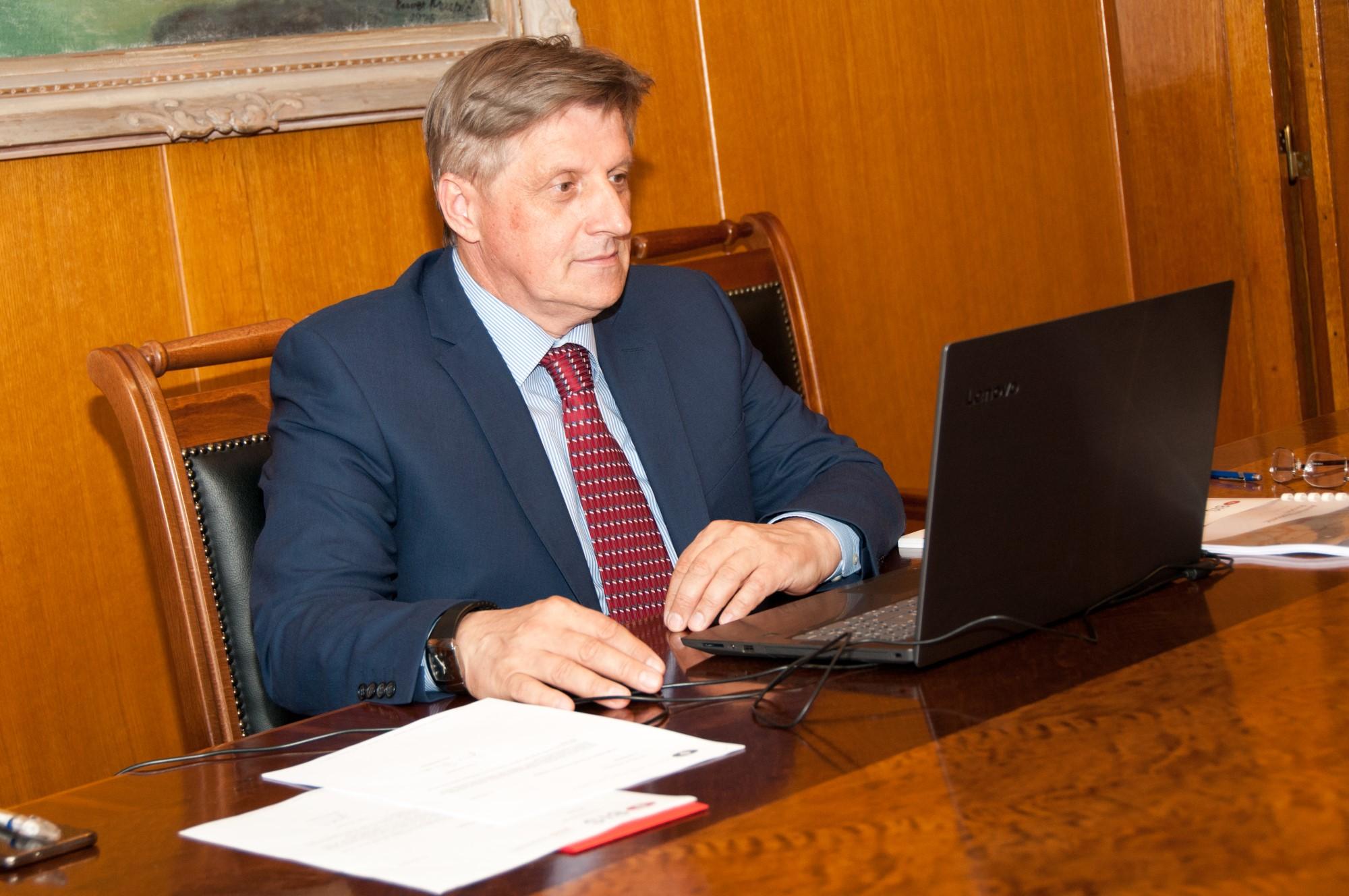 Η ετήσια συνεδρίαση της Τράπεζας Διεθνών Διακανονισμών επικεντρώθηκε στις προκλήσεις του COVID-19