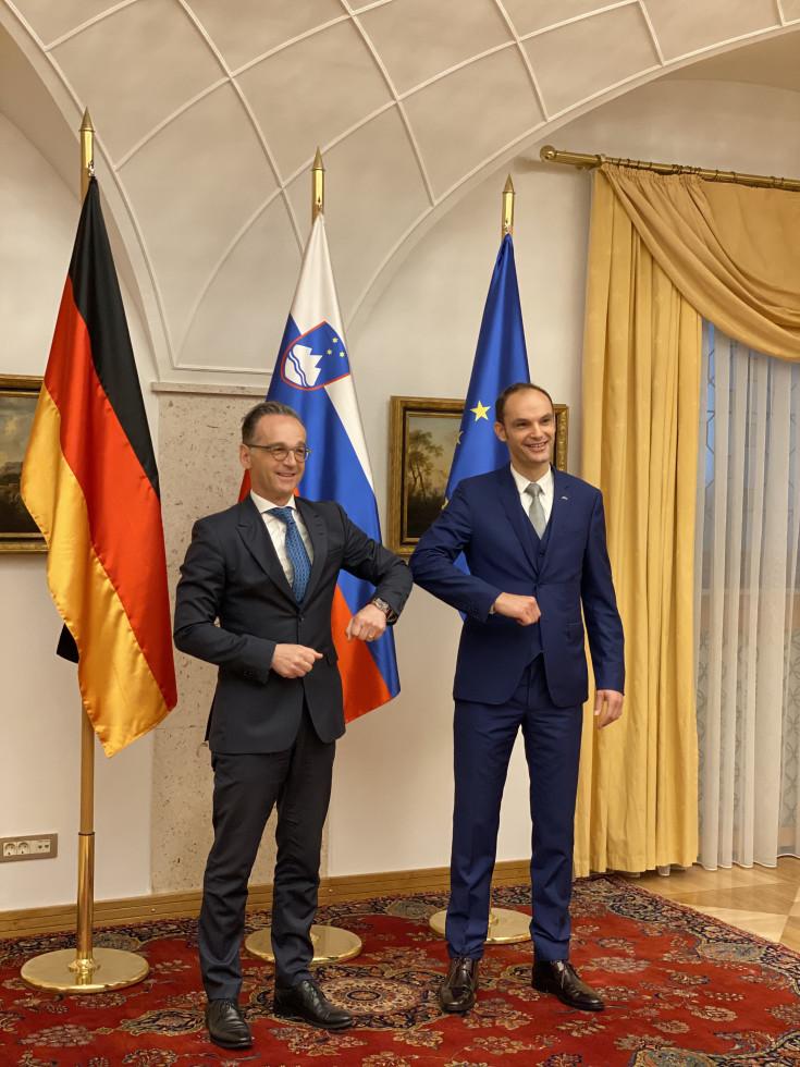 Σλοβενία: Οι ΥΠΕΞ του Τρίο Προεδρίας πραγματοποίησαν την πρώτη τους συνάντηση