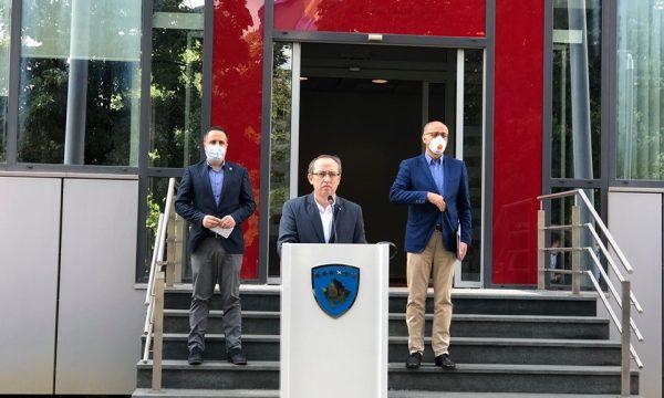 Κοσσυφοπέδιο: Επαναφορά των περιοριστικών μέτρων λόγω αύξησης των θανάτων και των κρουσμάτων COVID-19