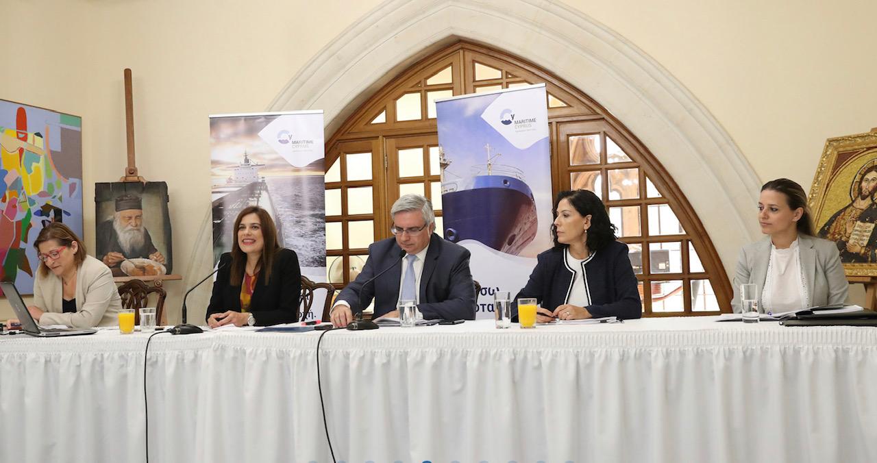 Κύπρος: Ξεκινά η θαλάσσια σύνδεση Κύπρου Ελλάδας
