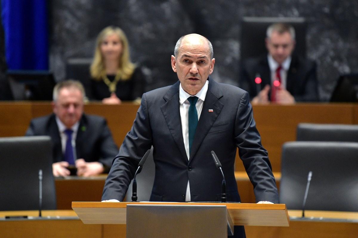 Σλοβενία: Νέα προσπάθεια Janša, der Leyen για την επίλυση του ζητήματος των εγγράφων της Κεντρικής Τράπεζας της Σλοβενίας
