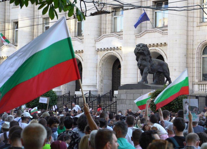 Βουλγαρία: Διαμαρτυρίες πολιτών για την σύλληψη συνεργατών του Προέδρου Radev