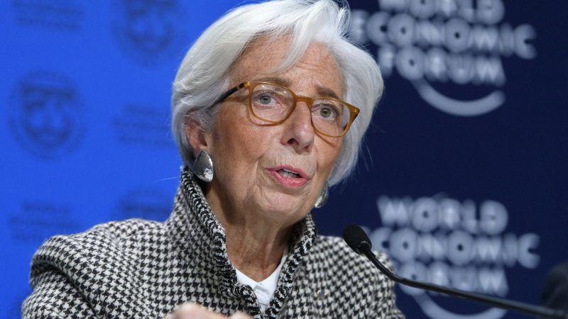 Lagarde: Η Βουλγαρία έχει κάνει ένα μεγάλο βήμα στο δρόμο της προς την ευρωζώνη