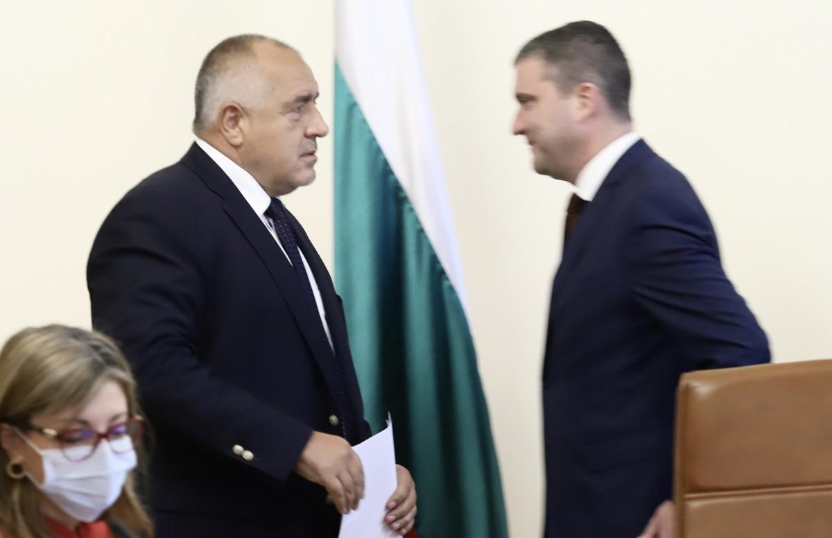 Βουλγαρία: Την παραίτηση τριών Υπουργών ζήτησε ο Borissov