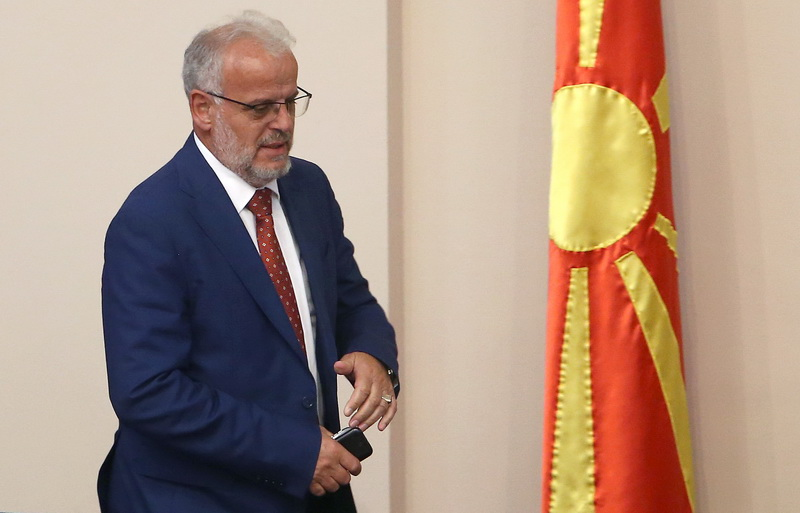 Βόρεια Μακεδονία: Ο Xhaferi θα πρέπει να συγκαλέσει τη Σύνοδο εντός 20 ημερών