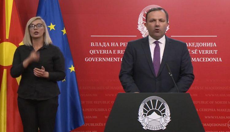 Βόρεια Μακεδονία: Κέρδισε η βούληση των πολιτών στις εκλογές δήλωσε ο Spasovski
