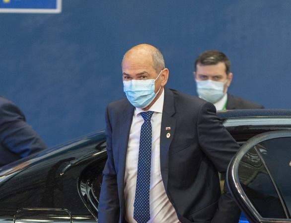 Η Σλοβενία είναι έτοιμη για σοβαρές και πιθανώς μακροχρόνιες διαπραγματεύσεις, δήλωσε ο Janša