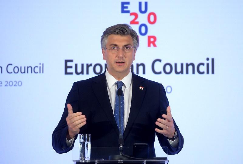 Ο Πρωθυπουργός της Κροατίας ζήτησε πολιτική ωριμότητα για επιτυχές αποτέλεσμα στις διαπραγματεύσεις