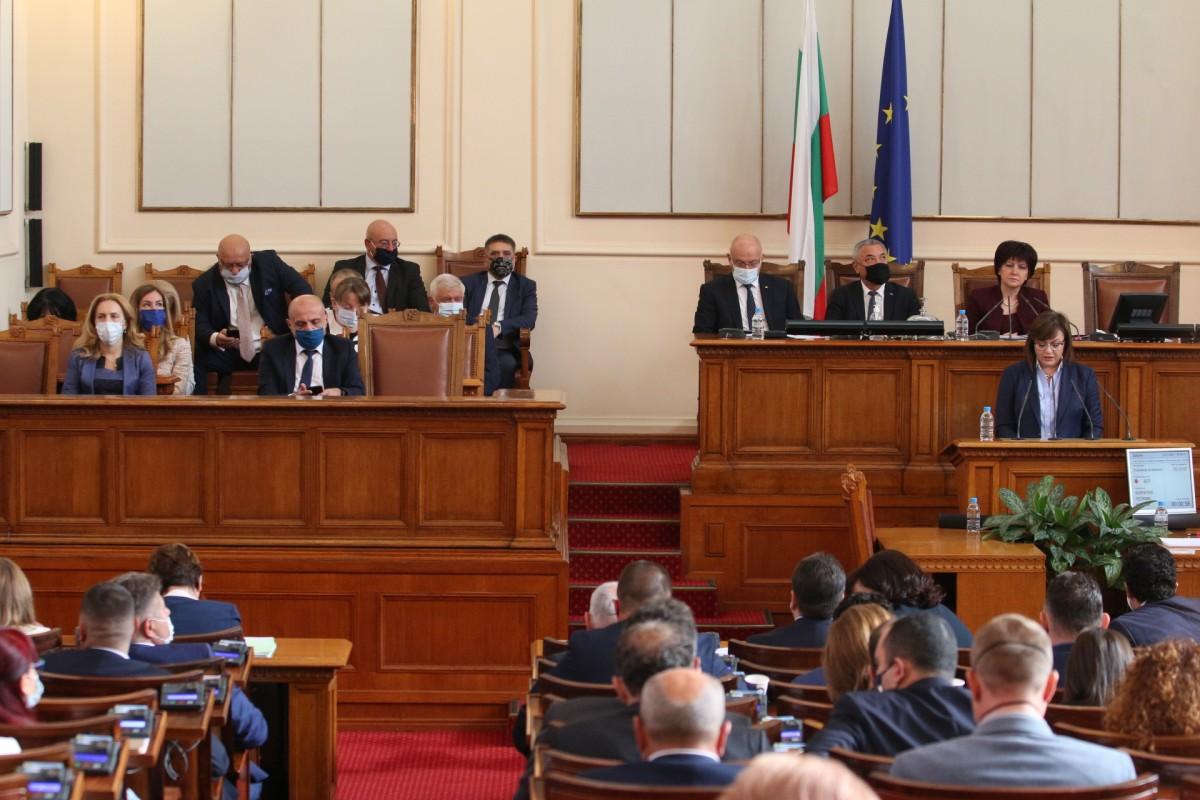 Βουλγαρία: Στις 21 Ιουλίου η ψηφοφορία για την πρόταση μομφής κατά της κυβέρνησης