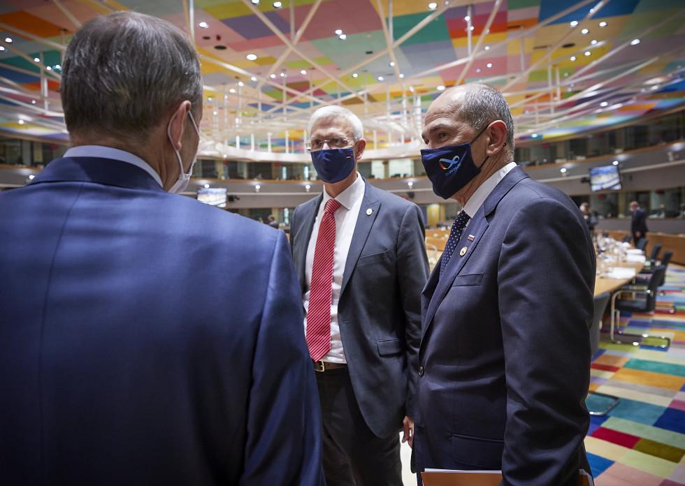 Σλοβενία: Ικανοποιημένος ο Janša με το αποτέλεσμα των διαπραγματεύσεων της ΕΕ