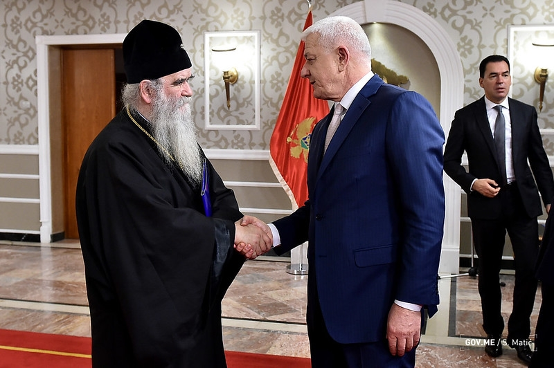 Μαυροβούνιο: Άκαρπες οι διαπραγματεύσεις Κυβέρνησης-Σερβικής Ορθόδοξης Εκκλησίας