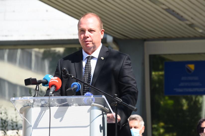 Β-Ε: Αμερικανός εμπειρογνώμονας εντάσσεται στην Ομάδα Πάταξης της Διαφθοράς στο Καντόνι του Σεράγεβο
