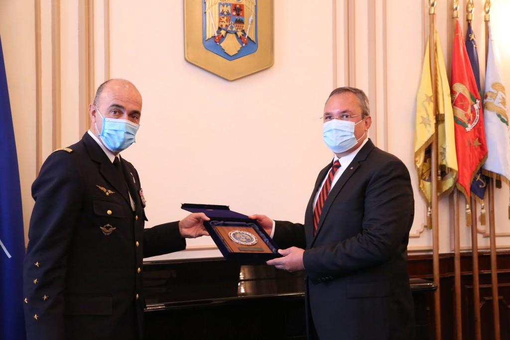 Ρουμανία: Συνάντηση Υπουργών Άμυνας και Εξωτερικών με τον Στρατηγό Lanata