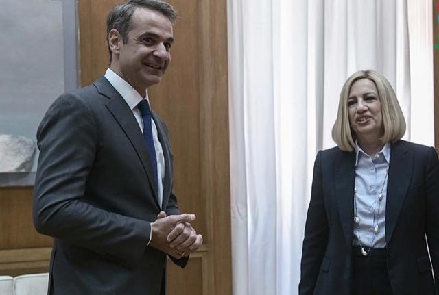 Ελλάδα: Ο γόνιμος διάλογος και η συνεννόηση των πολιτικών δυνάμεων σταθερή επιδίωξη του Πρωθυπουργού