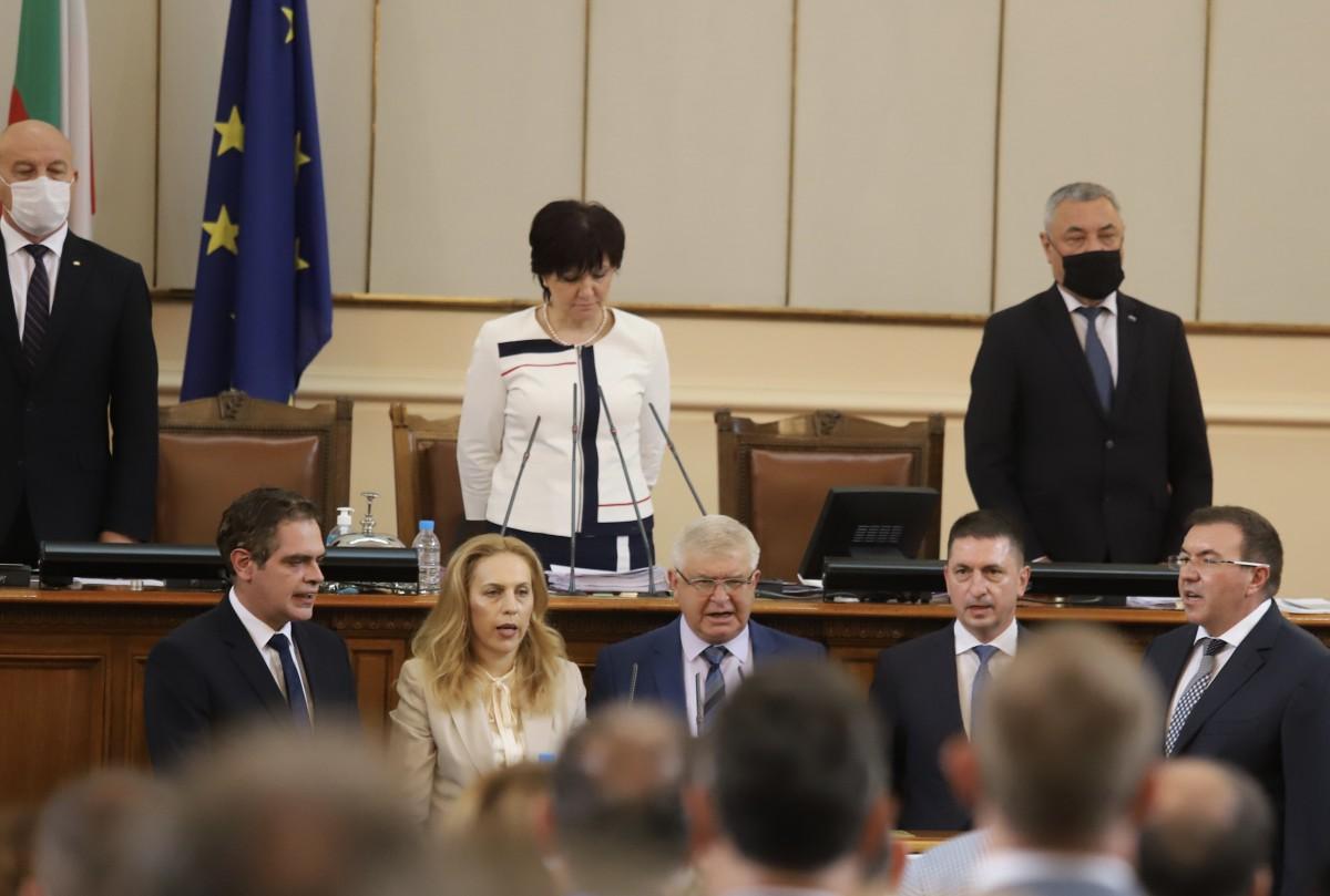 Βουλγαρία: Εγκρίθηκαν οι αλλαγές του Υπουργικού Συμβουλίου από την Εθνοσυνέλευση