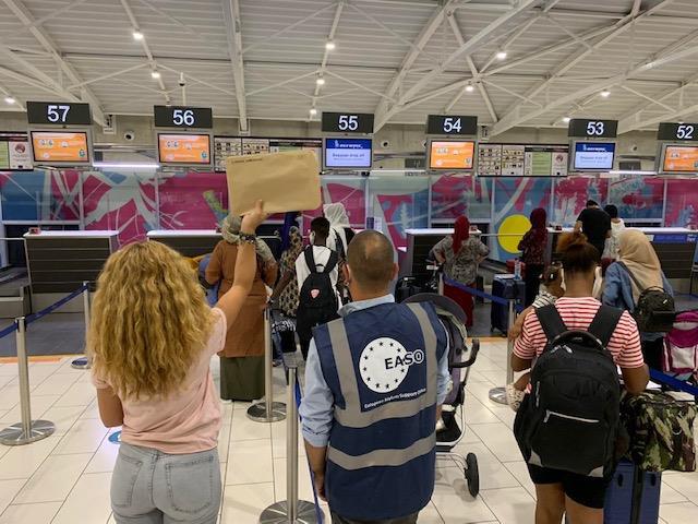 Κύπρος: Μετεγκατάσταση στη Φιλανδία 30 ευάλωτων αιτούντων διεθνή προστασία
