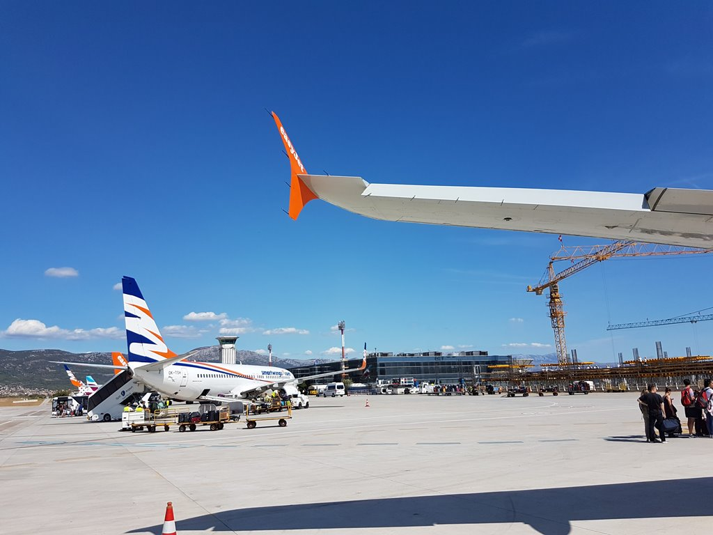 Κροατία: Ικανοποιητική κίνηση στα αεροδρόμια παρά την πανδημία