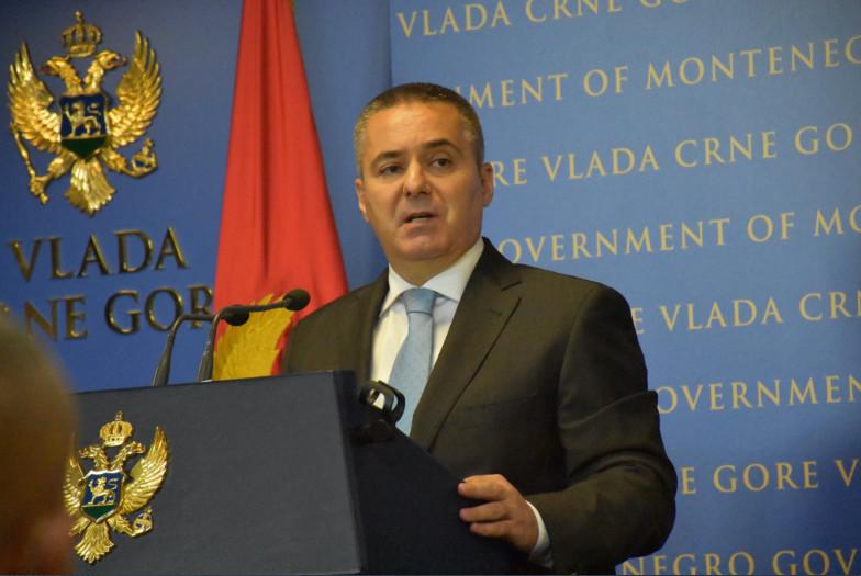 Μαυροβούνιο: Η αστυνομία θα προστατεύσει το κράτος από όποιον το επιτεθεί, λέει ο επικεφαλής της Αστυνομίας