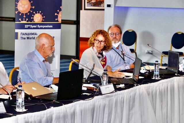 Βόρεια Μακεδονία: Στο Συμπόσιο της Σύμης συμμετείχαν Sekerinska και Dimitrov