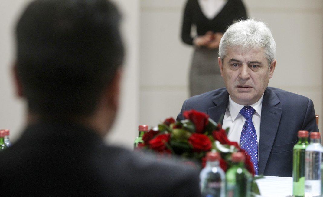 Βόρεια Μακεδονία: Θα χρειαστούν περισσότερες συναντήσεις μεταξύ Zaev και Ahmeti για νέα κυβέρνηση