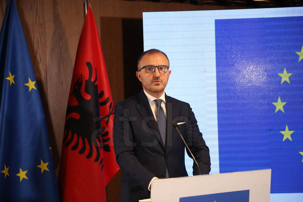 Soreca: Το διαπραγματευτικό πλαίσιο για την Αλβανία έγινε αποδεκτό, αλλά χρειάζεται δουλειά ακόμα