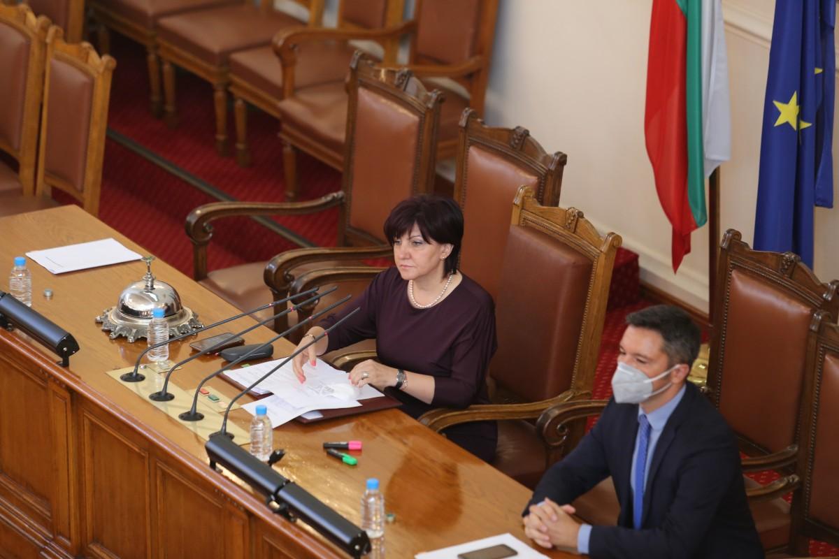Βουλγαρία: Δεν πέρασε η πρόταση του BSP λόγω έλλειψη απαρτίας για σύγκλιση έκτακτης Συνεδρίασης