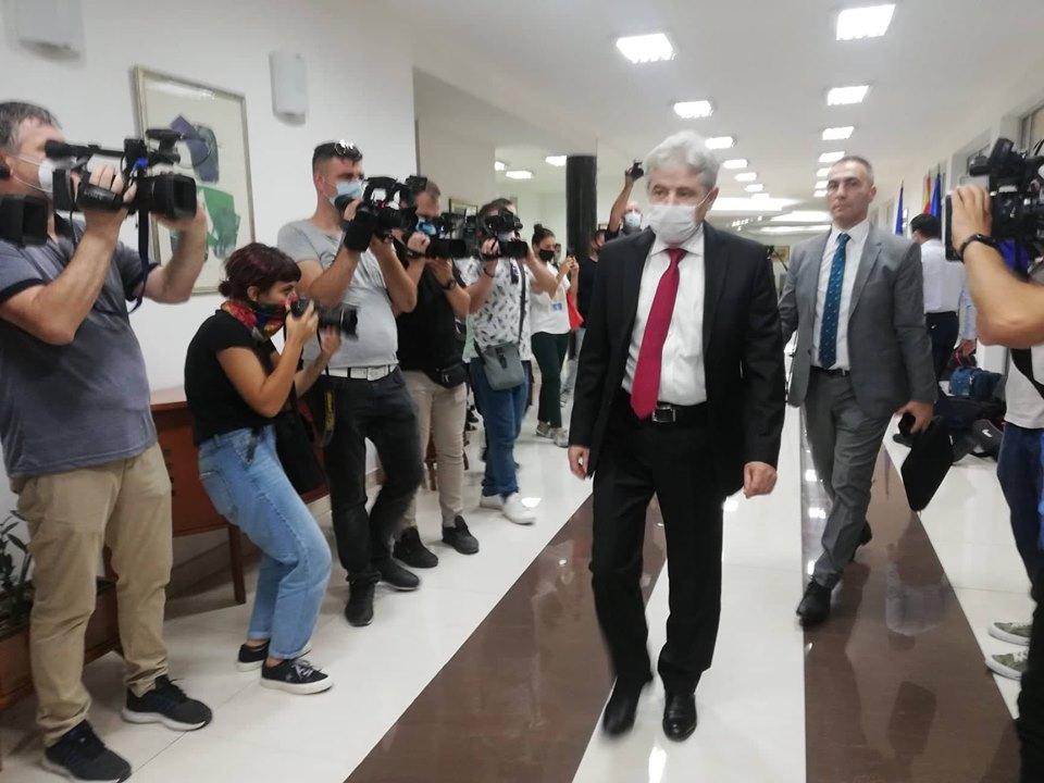 Βόρεια Μακεδονία: Το DUI ανακοίνωσε τους υπουργούς του στην κυβέρνηση συνασπισμού